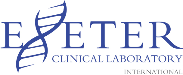 Exeter Clinical Laboratory International logo