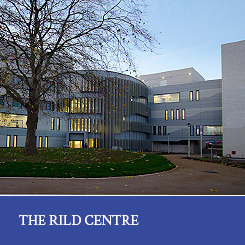 The newly opened RILD building in Exeter
